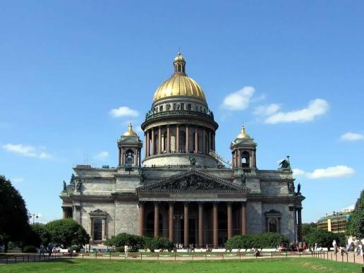 Монферран А. А. Исаакиевский собор