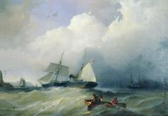 Боголюбов А. П. Балтийское море