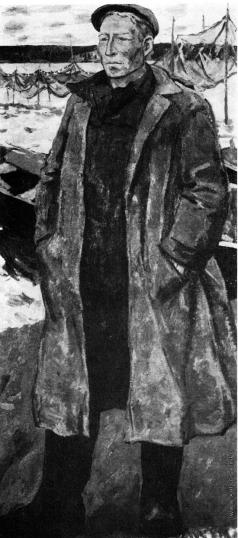 Попов И. А. Анатолий Голубев