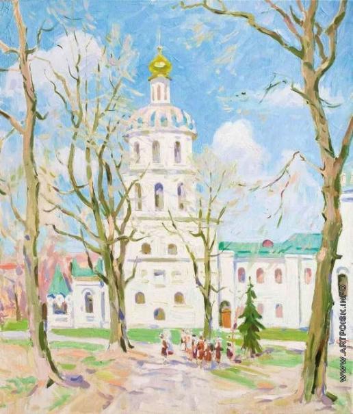Бортников Н. Ф. Храм