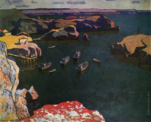 Мамчич С. Г. Рыбачья гавань