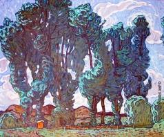Мамчич С. Г. Большие деревья