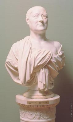 Мартос И. П. Портрет графа Н.И.Панина