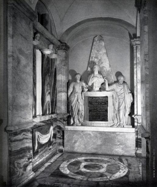 Мартос И. П. Надгробие Н. И. Панину