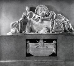 Мартос И. П. Надгробие Лазаревых