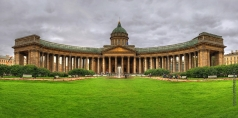 Воронихин А. Н. Казанский собор