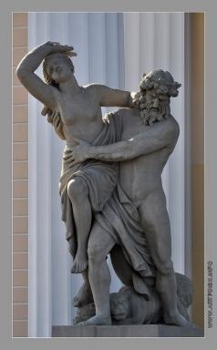 Демут-Малиновский В. И. Похищение Прозерпины Плутоном