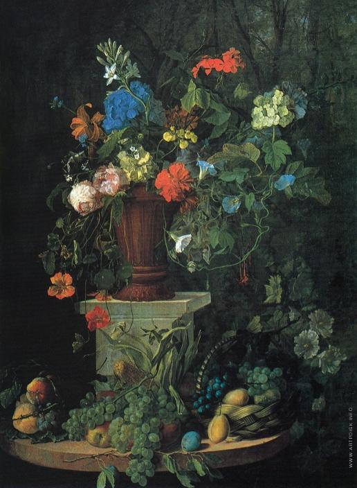 Садовников В. М. Цветы и фрукты