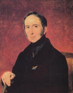 Орлов П. Н. Портрет графа де Кампанари