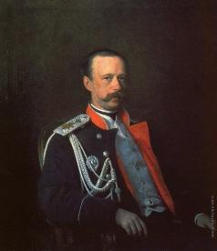 Крамской И. Н. Портрет князя Имеретинского Алексея Константиновича