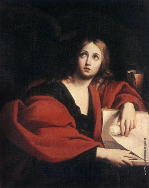 Жадовская М. М. Евангелист Иоанн