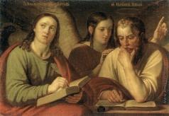Егоров А. Е. Евангелисты Матфей и Иоанн Богослов
