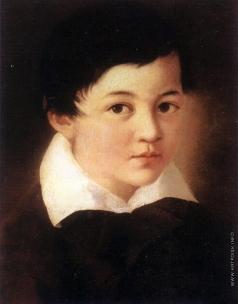 Дурнова М. Т. Портрет мальчика