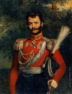Доу Д. Ф. Портрет В.В.Орлова-Денисова
