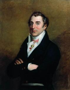 Доу Д. Ф. Портрет герцога Веллингтона