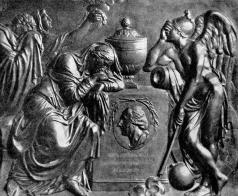 Козловский М. И. Надгробие П. И. Мелиссино