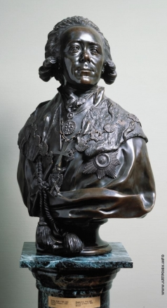 Шубин Ф. И. Портрет Павла I