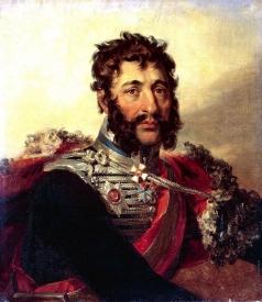 Доу Д. Ф. Портрет Якова Петровича Кульнева
