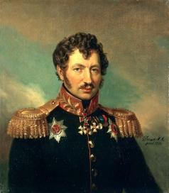 Доу Д. Ф. Портрет Циприана Антоновича Крейца