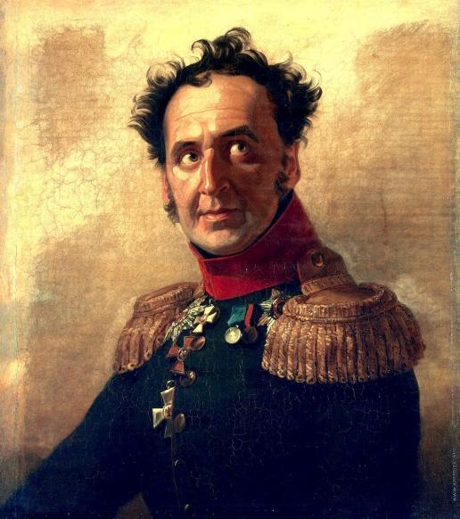 Доу Д. Ф. Портрет Федора Ивановича Талызина
