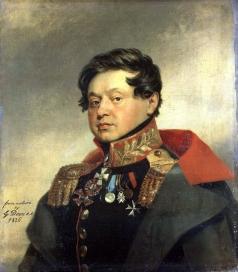 Доу Д. Ф. Портрет Федора Ивановича Мосолова