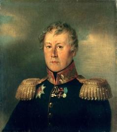 Доу Д. Ф. Портрет Федора Васильевича Зварыкина
