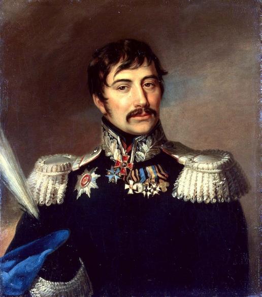 Доу Д. Ф. Портрет Тимофея Дмитриевича Грекова