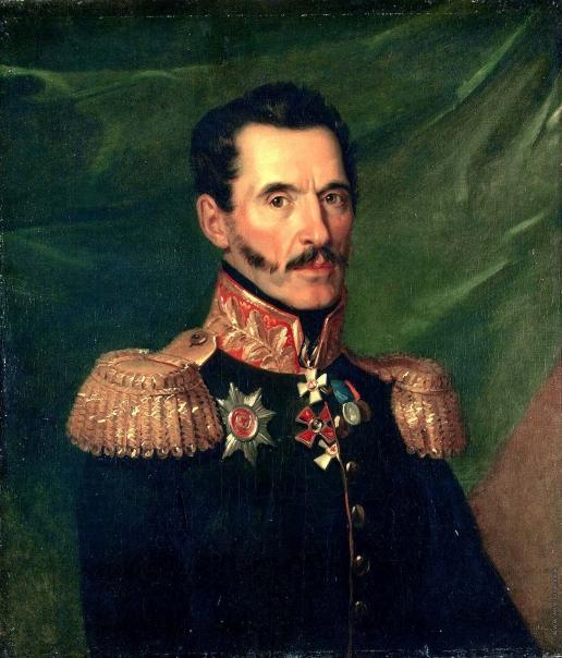 Доу Д. Ф. Портрет Степана Яковлевича Репнинского