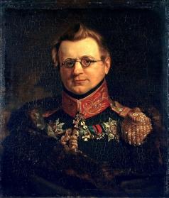 Доу Д. Ф. Портрет Станислава Станиславовича Потоцкого