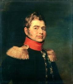 Доу Д. Ф. Портрет Сергея Яковлевича Репнинского