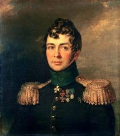Доу Д. Ф. Портрет Сергея Николаевича Ушакова