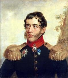 Доу Д. Ф. Портрет Сергея Григорьевича Волконского