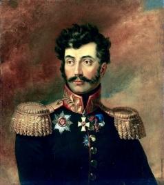 Доу Д. Ф. Портрет Романа Ивановича Багратиона