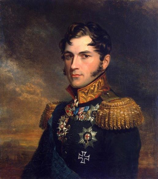 Доу Д. Ф. Портрет принца Леопольда Саксен-Кобургского