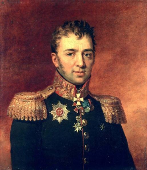 Доу Д. Ф. Портрет Петра Гавриловича Лихачева