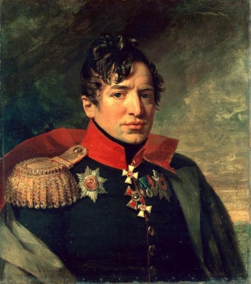 Доу Д. Ф. Портрет Петра Андреевича Кикина