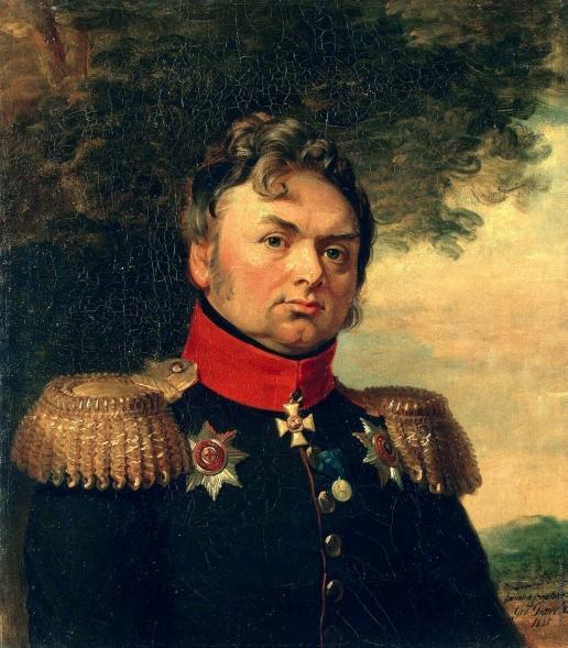 Доу Д. Ф. Портрет Павла Николаевича Чоглокова