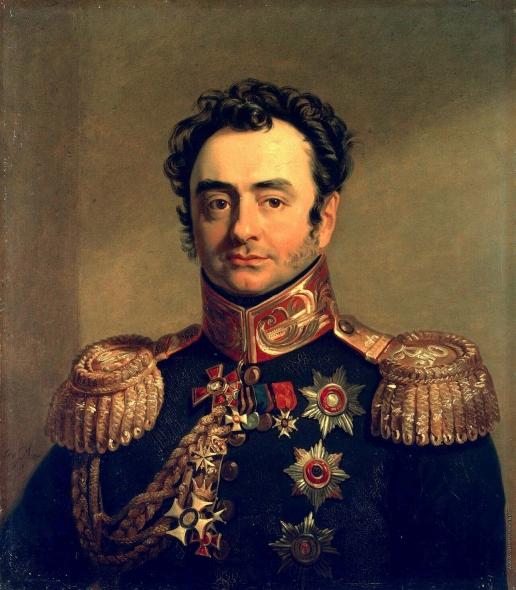 Доу Д. Ф. Портрет Павла Андреевича Шувалова
