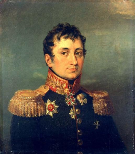 Доу Д. Ф. Портрет Павла Андреевича Филисова
