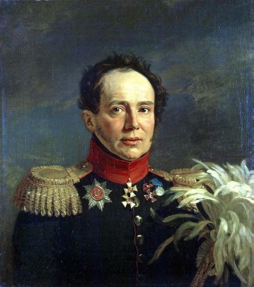 Доу Д. Ф. Портрет Николая Семеновича Сулимы