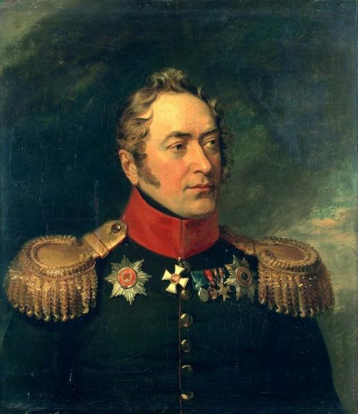 Доу Д. Ф. Портрет Николая Николаевича Хованского