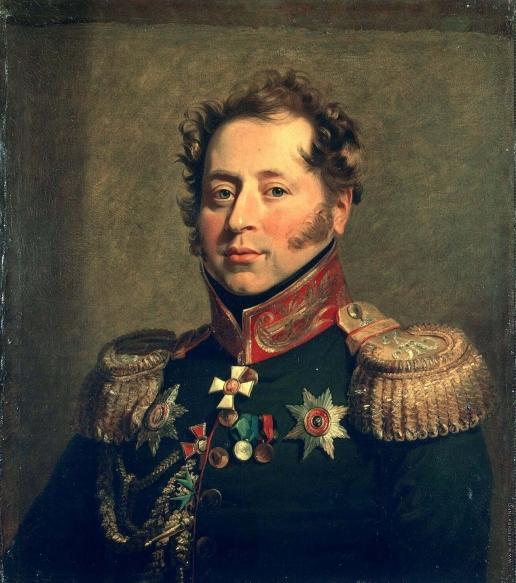 Доу Д. Ф. Портрет Николая Михайловича Бороздина
