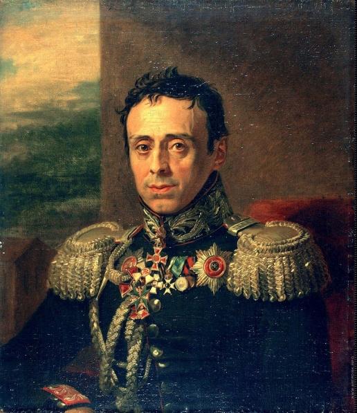 Доу Д. Ф. Портрет Николая Ивановича Селявина