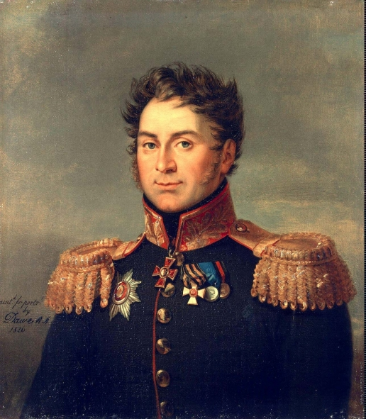 Доу Д. Ф. Портрет Николая Дмитриевича Олсуфьева