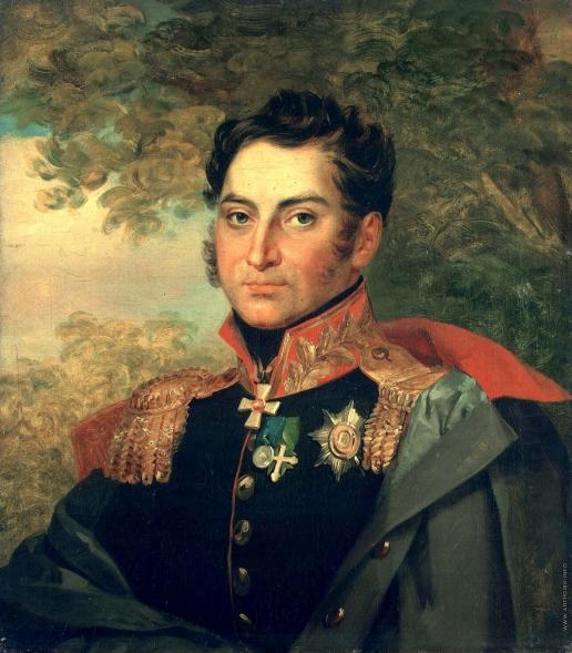 Доу Д. Ф. Портрет Николая Васильевича Кретова