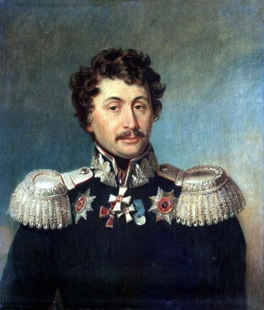 Доу Д. Ф. Портрет Николая Васильевича Иловайского
