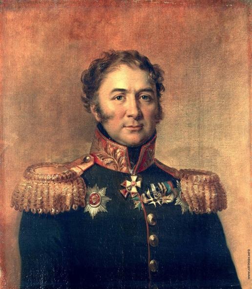 Доу Д. Ф. Портрет Николая Васильевича Дехтерева