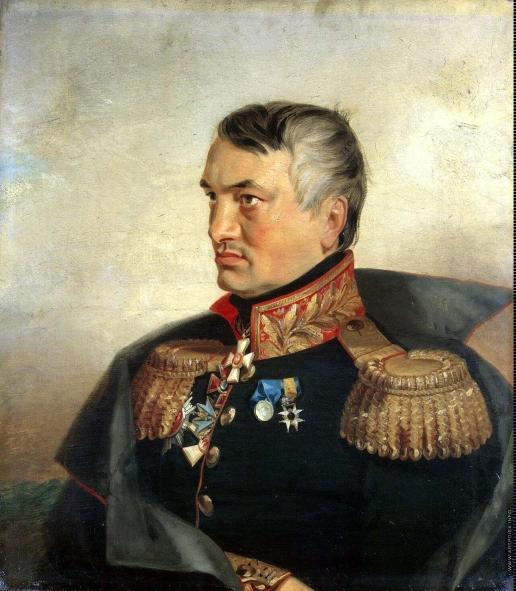 Доу Д. Ф. Портрет Николая Васильевича Васильчикова