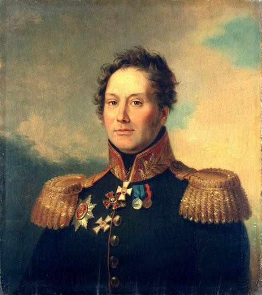 Доу Д. Ф. Портрет Моисея Ивановича Карпенко