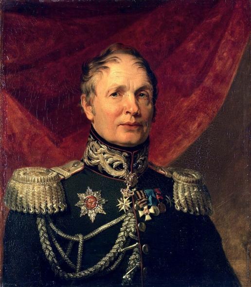 Доу Д. Ф. Портрет Михаила Степановича Вистицкого